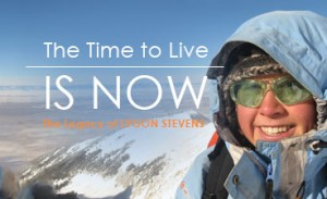 The Time to Live Is Now: The Legacy of Lygon Stevens